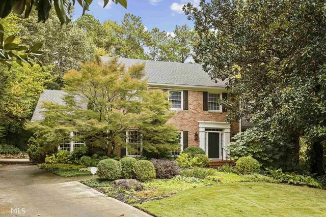 310 Lighthouse Pt, Atlanta, GA 30328 (MLS #8891488) :: Rettro Group