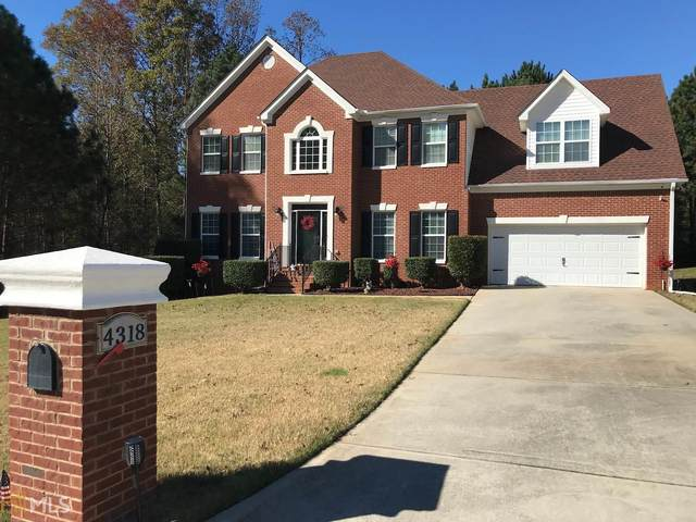 4318 Joyous Vw, Rex, GA 30273 (MLS #8891531) :: Tim Stout and Associates