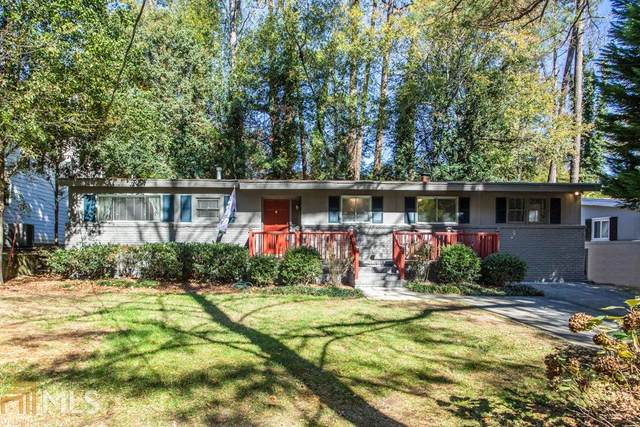 2277 Drew Valley Rd, Brookhaven, GA 30319 (MLS #8891534) :: Anderson & Associates