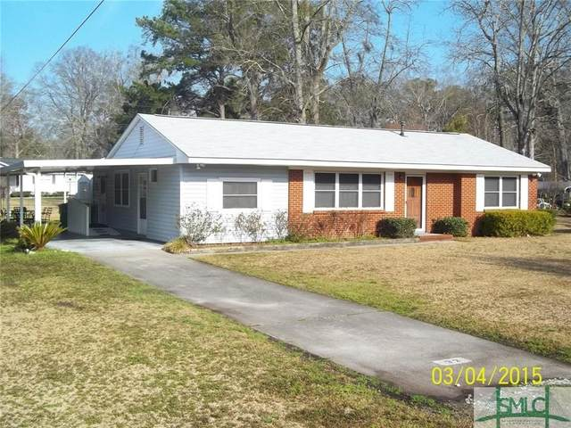 32 Russell Ave, Garden City, GA 31408 (MLS #8891555) :: Buffington Real Estate Group