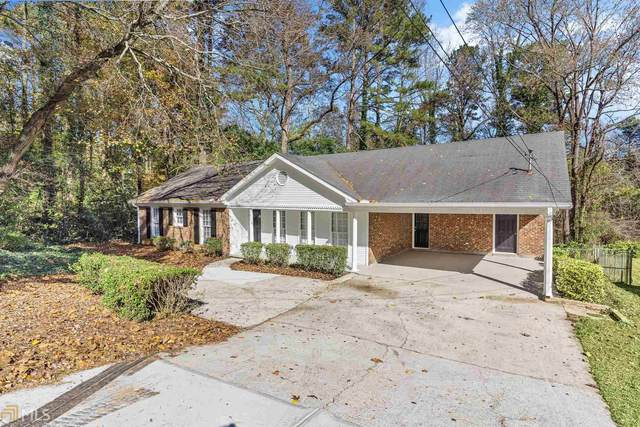 390 Beaumont Dr, Stone Mountain, GA 30087 (MLS #8891610) :: Keller Williams Realty Atlanta Partners