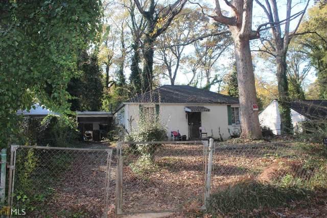 1397 Graymont Dr, Atlanta, GA 30310 (MLS #8891685) :: RE/MAX Eagle Creek Realty