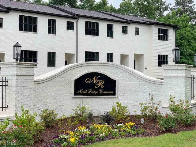 8003 Linfield Way #26, Sandy Springs, GA 30350 (MLS #8891771) :: RE/MAX Center