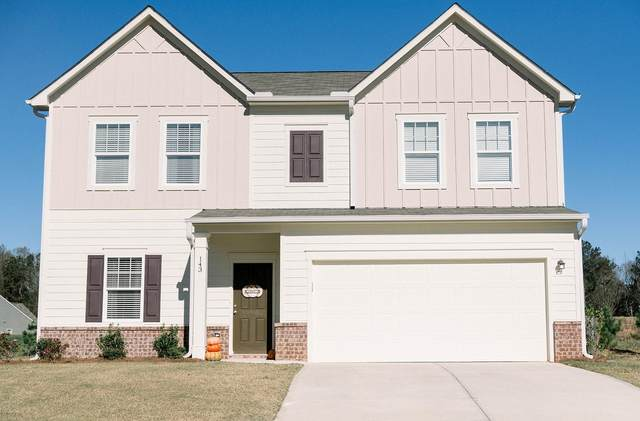 143 Coldwater Way #85, Griffin, GA 30224 (MLS #8891833) :: AF Realty Group