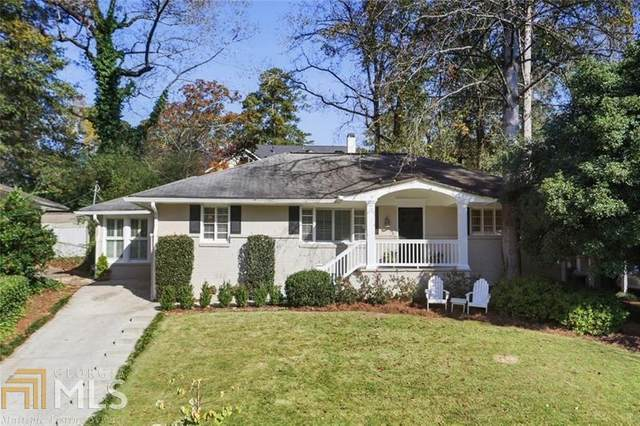 396 Valley Brook Dr, Atlanta, GA 30342 (MLS #8891886) :: Bonds Realty Group Keller Williams Realty - Atlanta Partners