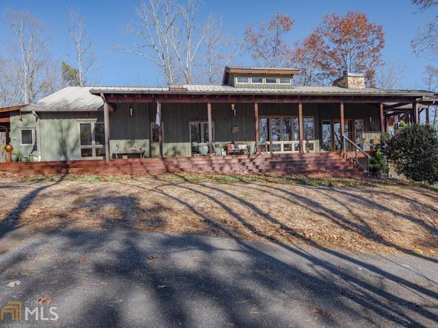 3725 Hardscrabble, Mineral Bluff, GA 30559 (MLS #8891927) :: Rettro Group