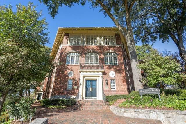 1 S Prado #10, Atlanta, GA 30309 (MLS #8891931) :: Anderson & Associates