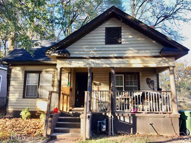 641 Pearce St, Atlanta, GA 30310 (MLS #8892021) :: AF Realty Group