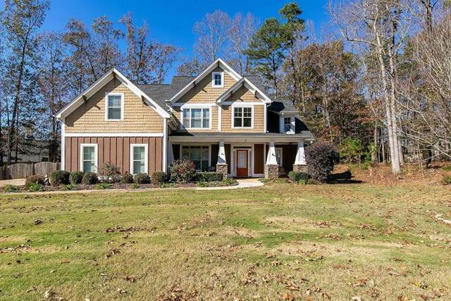 111 Julia Way, Douglasville, GA 30134 (MLS #8892023) :: Tim Stout and Associates