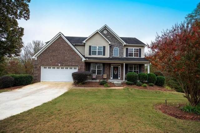 2077 Jessica Way, Conyers, GA 30012 (MLS #8892065) :: Buffington Real Estate Group