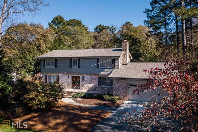 2602 Cosmos Dr, Atlanta, GA 30345 (MLS #8892099) :: Lakeshore Real Estate Inc.