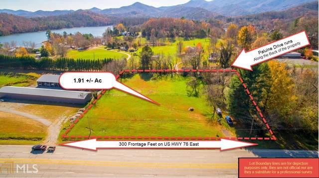 0 Highway 76 E Friendship Comm, Hiawassee, GA 30546 (MLS #8892111) :: Buffington Real Estate Group