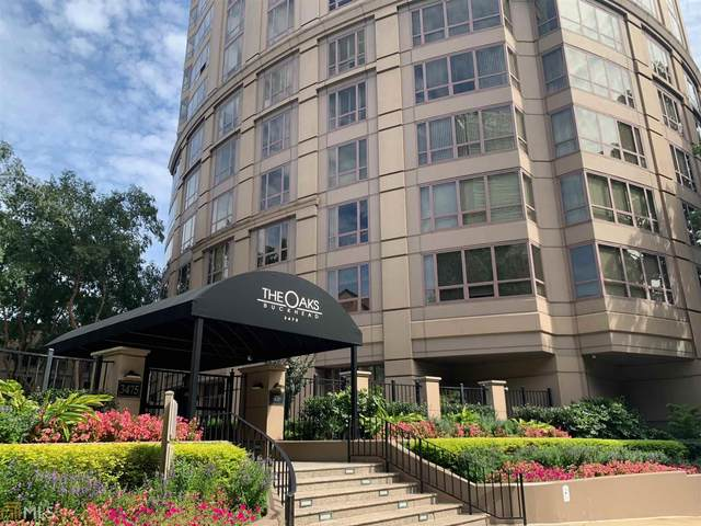 3475 Oak Valley Rd #540, Atlanta, GA 30326 (MLS #8892139) :: AF Realty Group