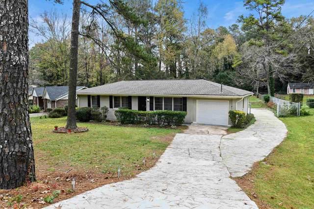 2741 Ben Hill Rd, East Point, GA 30344 (MLS #8892238) :: Keller Williams Realty Atlanta Partners