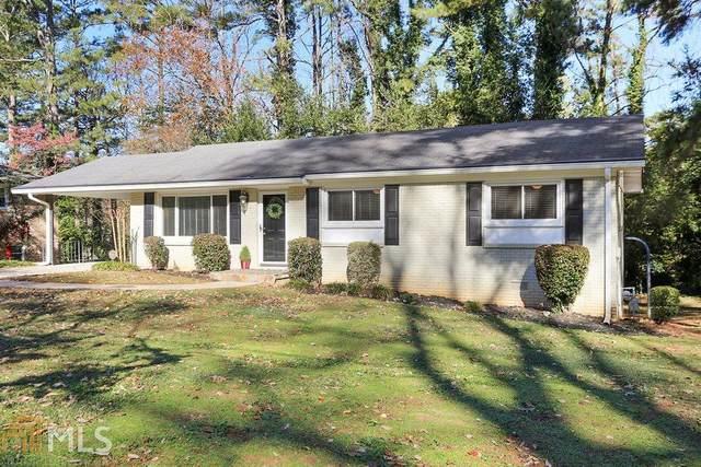 2516 Asbury Ct, Decatur, GA 30033 (MLS #8892294) :: Rettro Group