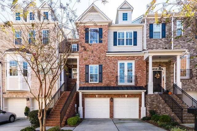 3008 Woodwalk Dr #16, Atlanta, GA 30339 (MLS #8892361) :: Athens Georgia Homes