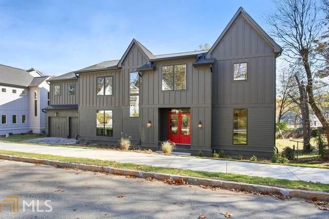 3225 Osborne Road, Brookhaven, GA 30319 (MLS #8892397) :: Regent Realty Company