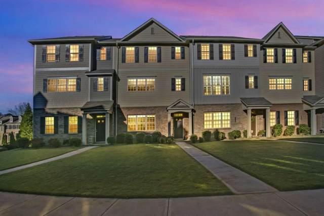 3818 Felton Hill Rd #13, Smyrna, GA 30082 (MLS #8892476) :: Athens Georgia Homes