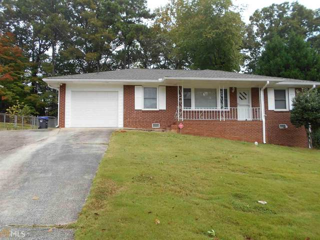 1964 Mural Cir, Morrow, GA 30260 (MLS #8892558) :: Military Realty