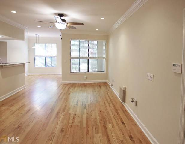 3777 Peachtree Rd #1501, Brookhaven, GA 30319 (MLS #8892577) :: Buffington Real Estate Group