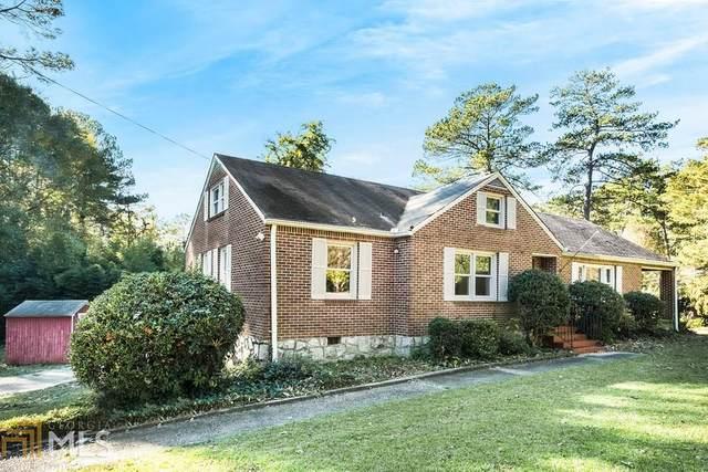 1662 Berkeley Lane Ne, Atlanta, GA 30329 (MLS #8892599) :: Rettro Group