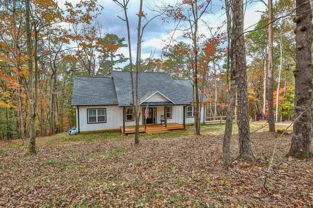 614 Hickory Ridge Dr #42, Ellijay, GA 30536 (MLS #8892604) :: AF Realty Group