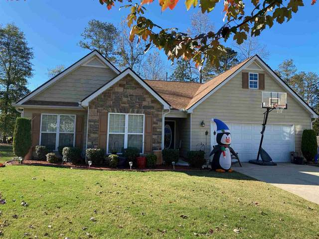601 Penstock Path, Hampton, GA 30228 (MLS #8892674) :: The Realty Queen & Team