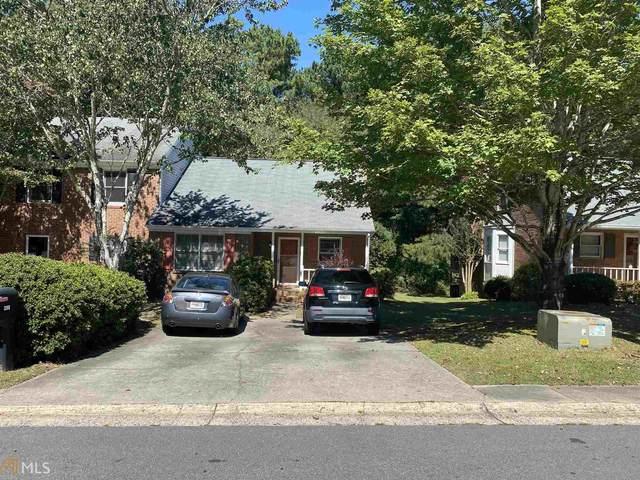 390 Williamsburg Way, Fayetteville, GA 30214 (MLS #8892723) :: Rettro Group