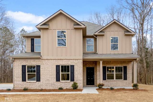 2501 Barnesville Rd #9, Griffin, GA 30224 (MLS #8892738) :: Military Realty