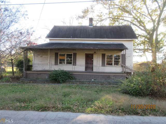 522 W. Carr Ave, Jackson, GA 30233 (MLS #8892919) :: Rettro Group