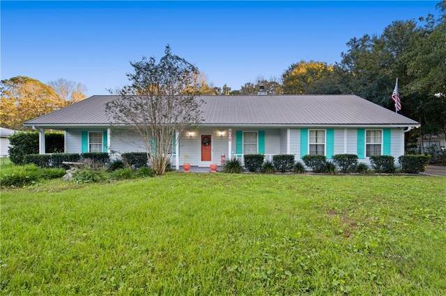 508 Sawtell Pl, Brunswick, GA 31520 (MLS #8892966) :: The Heyl Group at Keller Williams