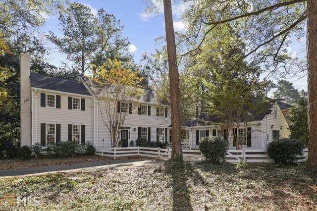 1386 Hanover West Dr, Atlanta, GA 30327 (MLS #8892976) :: Rettro Group