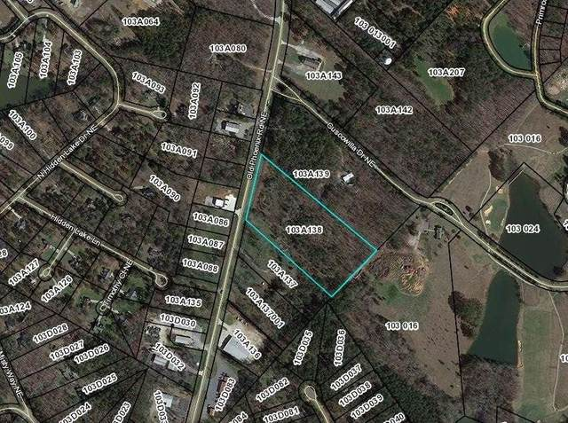 622 Old Phoenix Rd, Eatonton, GA 31024 (MLS #8892980) :: Rettro Group