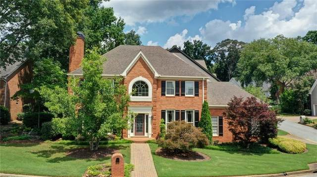 205 Embassy Ct, Atlanta, GA 30328 (MLS #8893014) :: The Realty Queen & Team