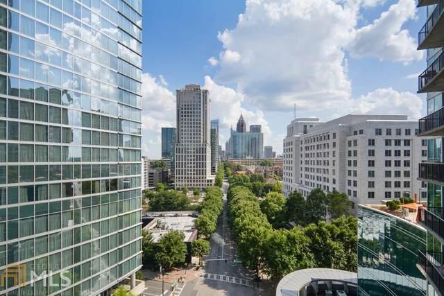 1080 Peachtree St #1008, Atlanta, GA 30309 (MLS #8893031) :: AF Realty Group