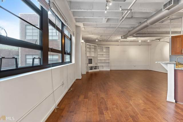 878 Peachtree St #309, Atlanta, GA 30309 (MLS #8893097) :: Lakeshore Real Estate Inc.