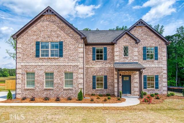 1025 Fable Ln #136, Hampton, GA 30228 (MLS #8893100) :: Military Realty