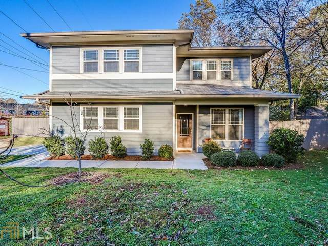 2043 College Ave, Atlanta, GA 30317 (MLS #8893160) :: Athens Georgia Homes