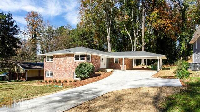 3688 Rockbridge Road, Stone Mountain, GA 30083 (MLS #8893181) :: Lakeshore Real Estate Inc.