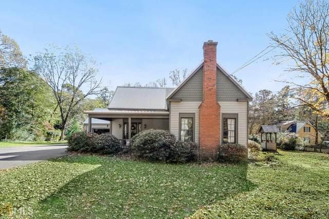 253 Banks Rd, Fayetteville, GA 30214 (MLS #8893225) :: Rettro Group