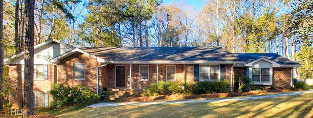 240 Deer Forest Rd, Fayetteville, GA 30214 (MLS #8893242) :: Keller Williams Realty Atlanta Partners