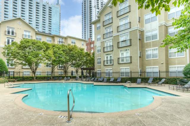 800 Peachtree St #1514, Atlanta, GA 30308 (MLS #8893283) :: Lakeshore Real Estate Inc.