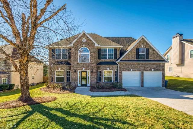 807 Kaitlyn Dr, Loganville, GA 30052 (MLS #8893380) :: Bonds Realty Group Keller Williams Realty - Atlanta Partners