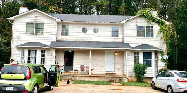 28 Gum Tree Trail, Covington, GA 30016 (MLS #8893396) :: AF Realty Group