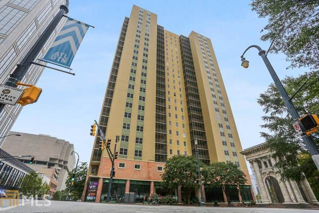 300 Peachtree Street 6D, Atlanta, GA 30306 (MLS #8893405) :: Lakeshore Real Estate Inc.