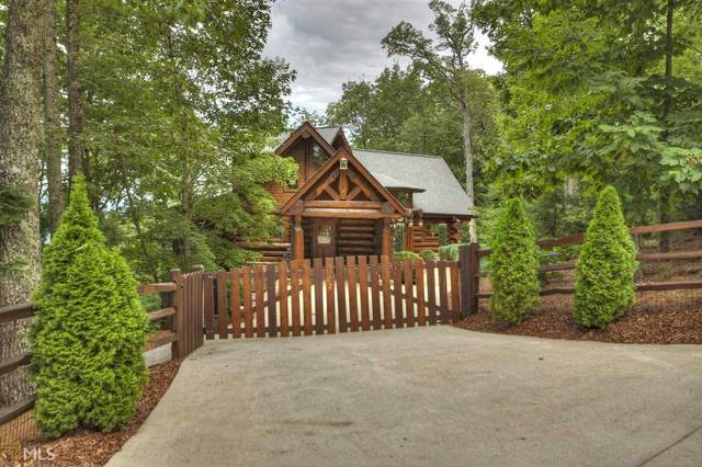 602 Overlook Dr, Blue Ridge, GA 30513 (MLS #8893415) :: The Heyl Group at Keller Williams