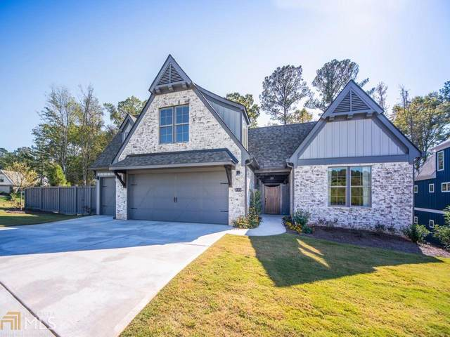 315 Arbor Garden Cir, Newnan, GA 30265 (MLS #8893450) :: The Heyl Group at Keller Williams