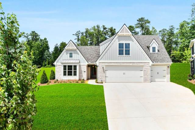295 Arbor Garden Cir, Newnan, GA 30265 (MLS #8893453) :: The Heyl Group at Keller Williams