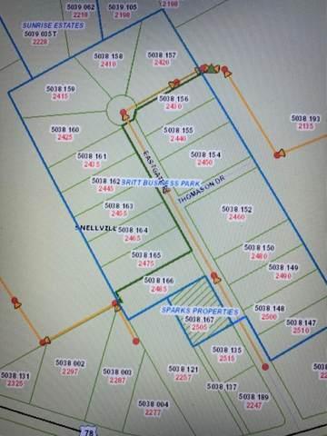 2485 Eastgate Place, Snellville, GA 30078 (MLS #8893459) :: Lakeshore Real Estate Inc.