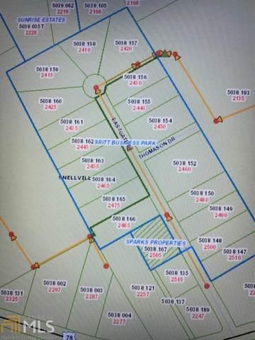 2435 Eastgate Place, Snellville, GA 30078 (MLS #8893460) :: Lakeshore Real Estate Inc.